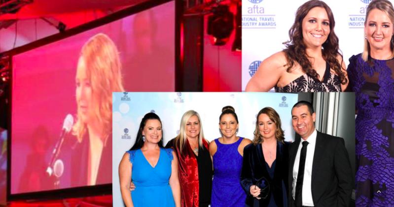 Julie King & Associates win Best Tourism Office – International 2013 & 2015